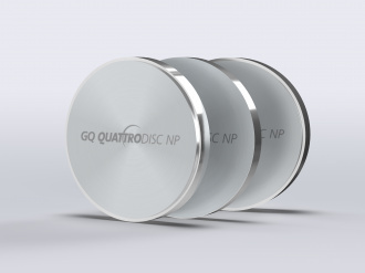 GQ Quattro Disc NP Blanks